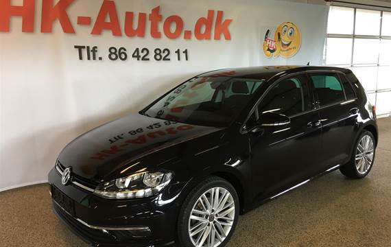 VW Golf TDI BMT Comfortline DSG 115HK 5d 7g Aut.                 A+