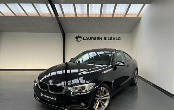BMW 435i 3,0 Coupé aut.