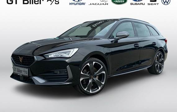 Seat Leon 1,4 eHybrid Cupra Sportstourer DSG