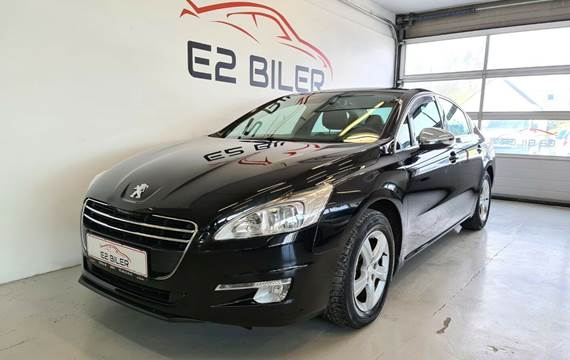 Peugeot 508 1,6 HDi 114 Active