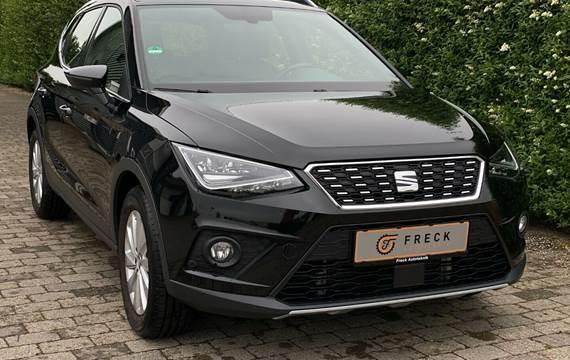 Seat Arona 1,0 TSi 115 Xcellence DSG