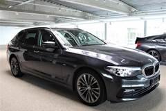 BMW 530d 3,0 Touring  D Sportline Steptronic  Stc 8g Aut.