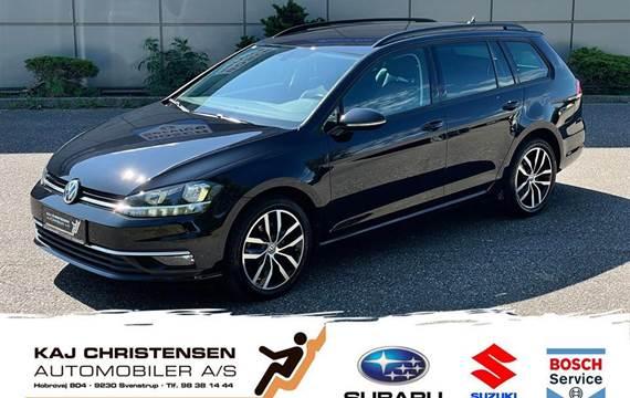 VW Golf 1,6 Variant  TDI BMT Comfortline DSG  Stc 7g Aut.