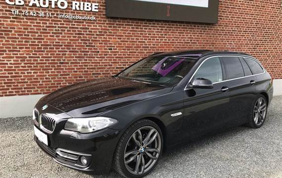 BMW 535d 3,0 Touring ,0 D  Stc 8g Aut.