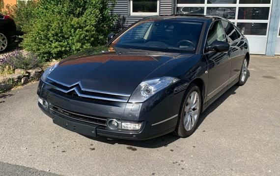 Citroën C6 3,0 HDi V6 Exclusive aut.