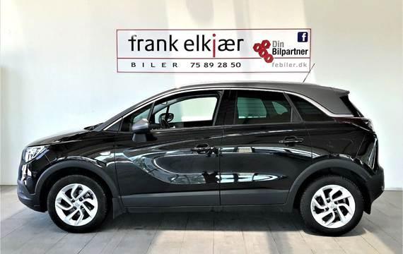 Opel Crossland X 1,5 D 102 Impress