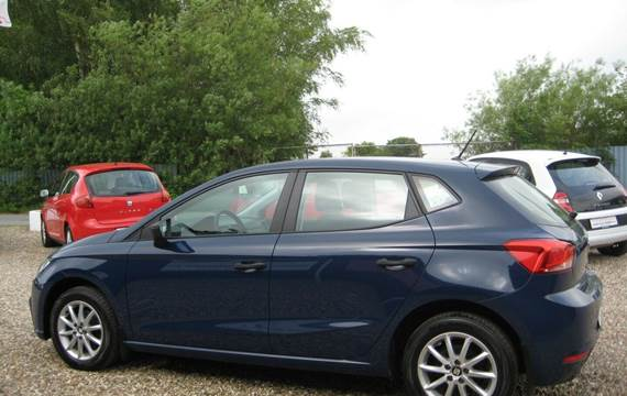 Seat Ibiza 1,0 TSi 95 Reference