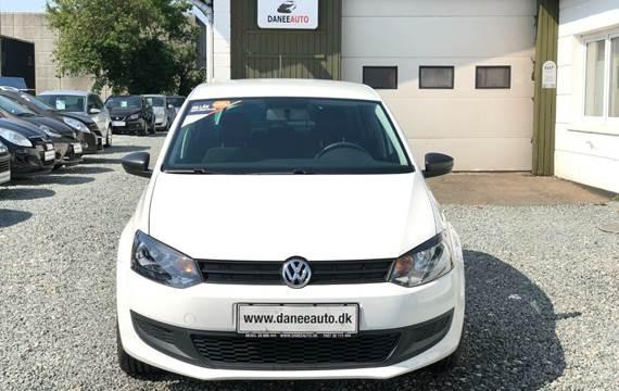 VW Polo Trendline · 5 dørs
