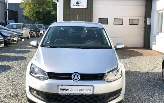 VW Polo Comfortline · 5 dørs