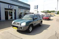 Hyundai Santa Fe 2,0 CRDi Van