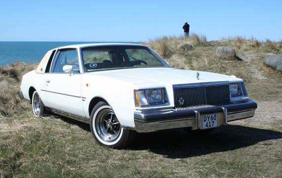 Buick Anden 3,8 coupe