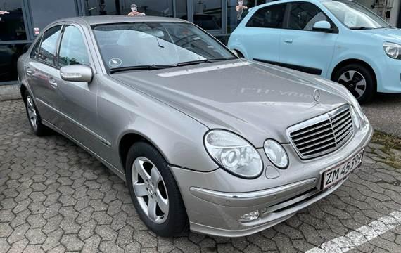 Mercedes E320 3,2 Avantgarde aut.