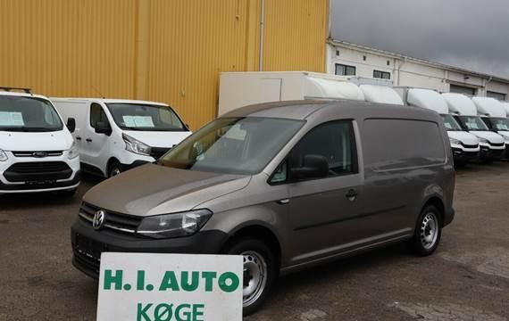VW Caddy Maxi 1,4 TSi 125 BMT Van