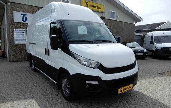 Iveco Daily 3,0 35S18 13,4m³ Van AG8