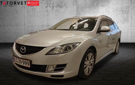 Mazda 6 2,0 Advance stc. aut.