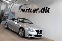 BMW 335i 3,0 Cabriolet DKG