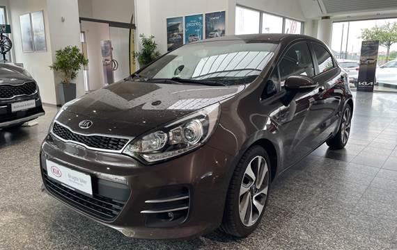 Kia Rio Premium 109HK 5d 6g
