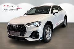 Audi Q3 TFSi e Attitude+ Sportback S-tr.