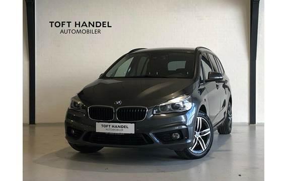 BMW 220d 2,0 Gran Tourer Sport Line aut. 7prs