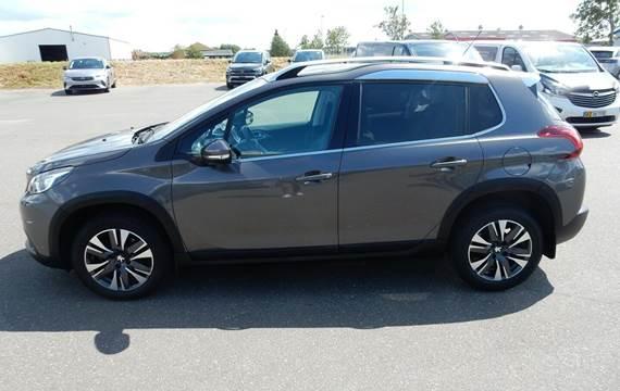 Peugeot 2008 1,5 BlueHDi 100 Exclusive Sky