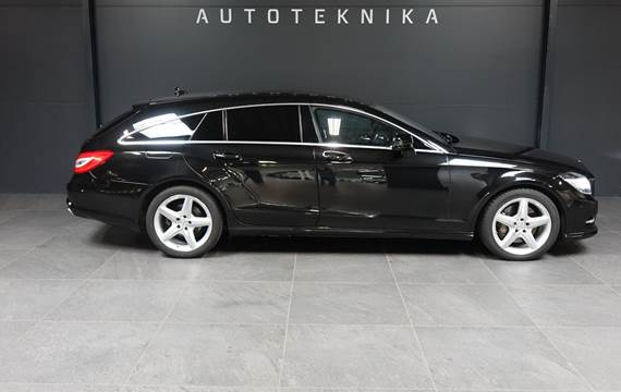 Mercedes CLS350 3,0 CDi AMG Line Shooting Brake aut. 4Matic