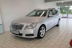 Mercedes E350 3,0 CDi stc. aut. BE