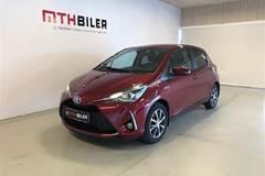 Toyota Yaris 1,5 Hybrid H2 Premium E-CVT  5d Trinl. Gear