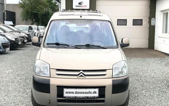 Citroën Berlingo 1,6i 16V Multispace Clim. · 5 dørs