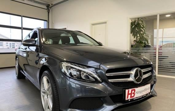 Mercedes C220 BlueTEC stc. aut.