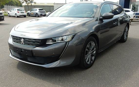 Peugeot 508 1,5 BlueHDi 130 Limited Pack SW