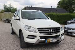 Mercedes ML350 3,0 BlueTEC aut. 4Matic Van