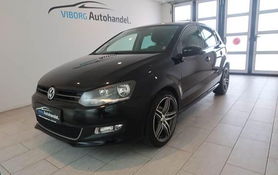 VW Polo 1,6 TDi 90 Highline BM