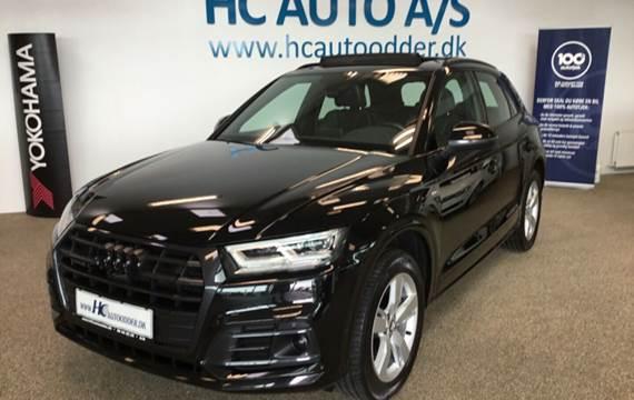 Audi Q5 2,0 TDi 190 S-line quattro