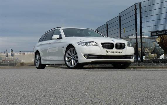 BMW 530d 3,0 Touring  D  Stc 8g Aut.