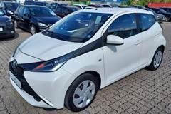 Toyota Aygo 1,0 VVT-i x-play