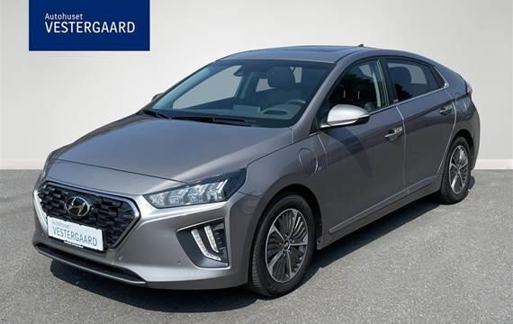 Hyundai Ioniq 1,6 GDI  Plugin-hybrid Premium plug-in  5d 6g Aut.