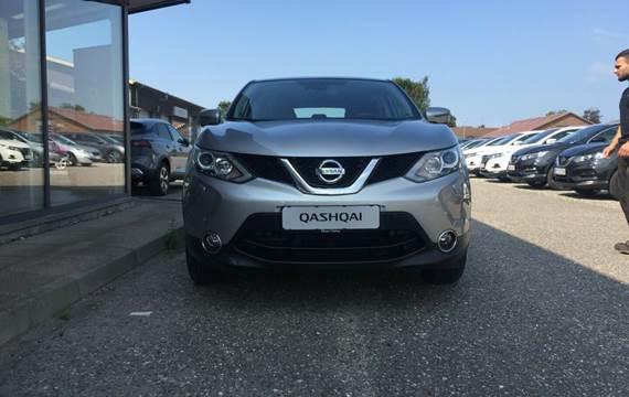 Nissan Qashqai 1,5 dCi 110 Acenta