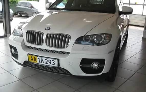 BMW X6 3,0 xDrive35d aut. Van