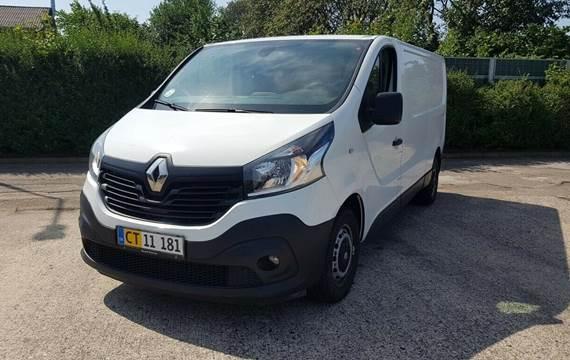 Renault Trafic T29 1,6 dCi 125 L2H1