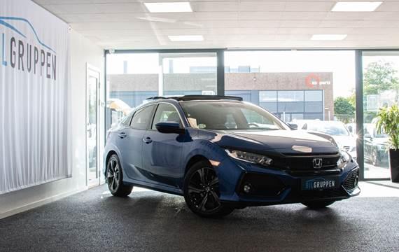 Honda Civic 1,6 i-DTEC Prestige