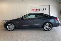 Mercedes E250 1,8 CGI BlueEfficiency  2d Aut.