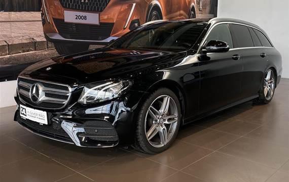 Mercedes E220 d 2,0 T  D  Stc 6g