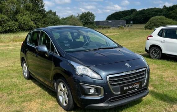 Peugeot 3008 2,0 HDi 150 Active