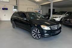 Mercedes C200 2,2 CDi Avantgarde stc. aut.