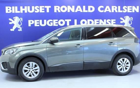 Peugeot 5008 1,2 e-THP 130 Strike