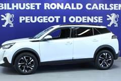 Peugeot 2008 1,5 BlueHDi 100 Edition:210+