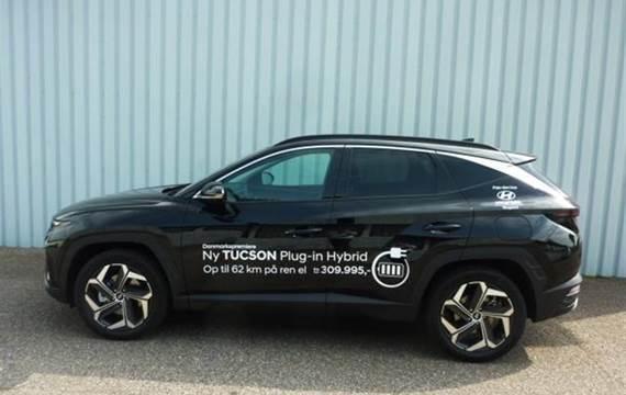 Hyundai Tucson 1,6 T-GDI  Plugin-hybrid Advanced 4WD  5d 6g Aut.