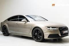Audi A7 3,0 TDi 272 Sportback quattro S-tr.