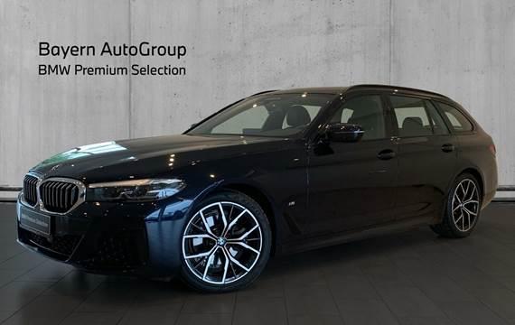 BMW 520i 2,0 Touring M-Sport aut.
