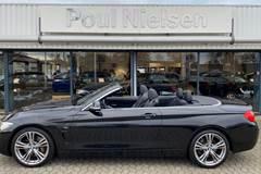 BMW 435i 3,0 Cabriolet Sport Line aut.